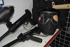 Paintball & Accessories
